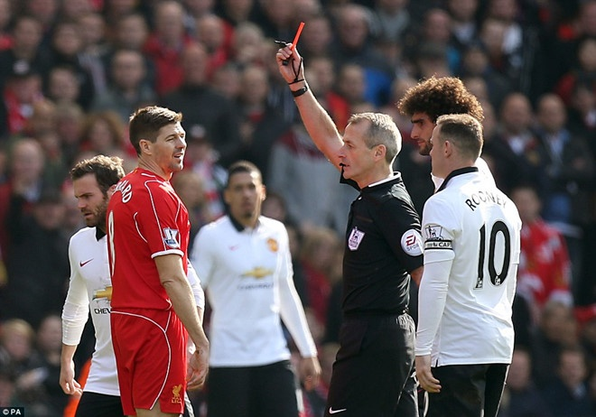 Cong bo trong tai bat tran MU gap Liverpool hinh anh 1