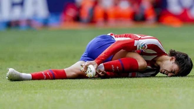 Atletico Madrid mat Joao Felix do chan thuong hinh anh 1