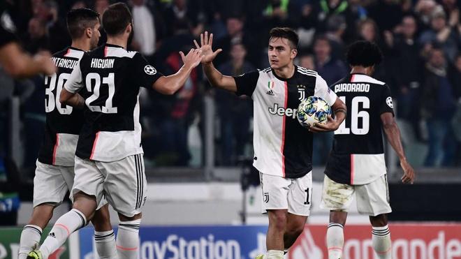Dybala khang dinh tham vong cua Juventus o Champions League hinh anh 1