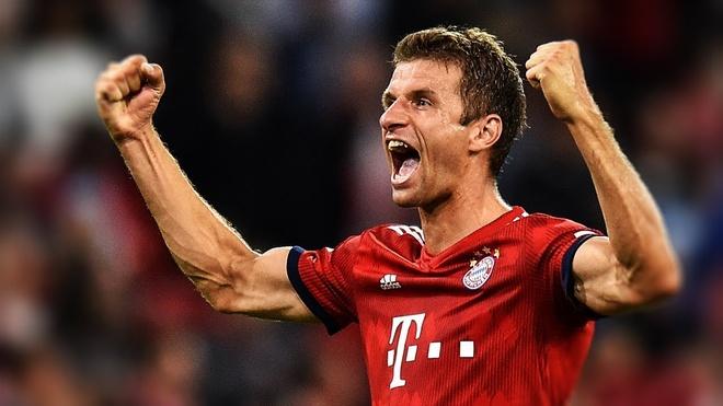 Bayern Munich len tieng ve tin don Mueller sang MU hinh anh 1