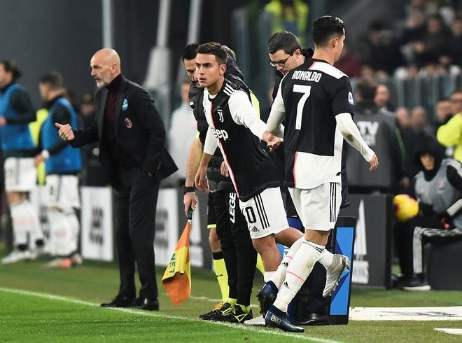 Ronaldo khong bi Juventus phat sau khi bo ve som hinh anh 1