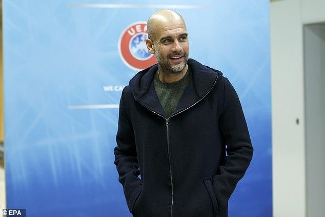 Guardiola co the tro lai dan dat Bayern Munich hinh anh 1