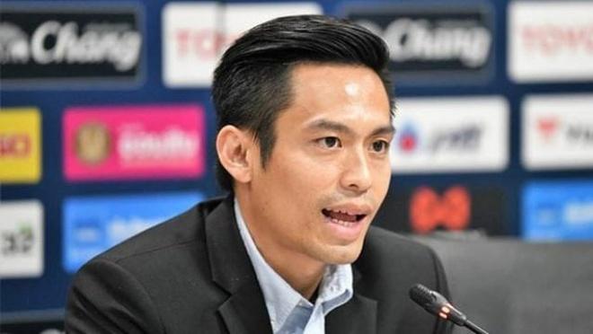 Thai Lan muon gianh 2 Huy chuong Vang bong da tai SEA Games 30 hinh anh 1