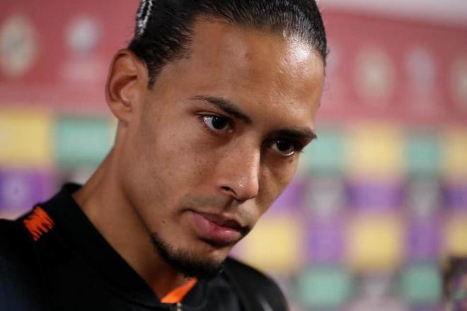 Van Dijk roi doi tuyen Ha Lan sau khi gianh ve du Euro 2020 hinh anh 1
