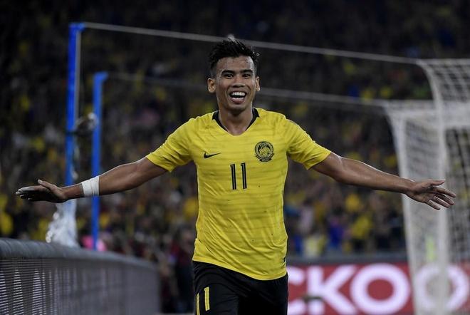 Sao tre Malaysia vang mat tai SEA Games 30 hinh anh 1