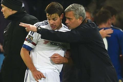 Jose Mourinho nhan loi chuc tu hoc tro cu o Chelsea hinh anh 1