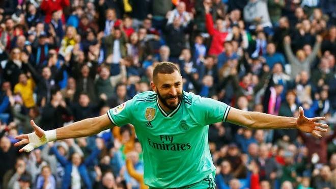 Real Madrid tam chiem ngoi dau bang La Liga hinh anh 2