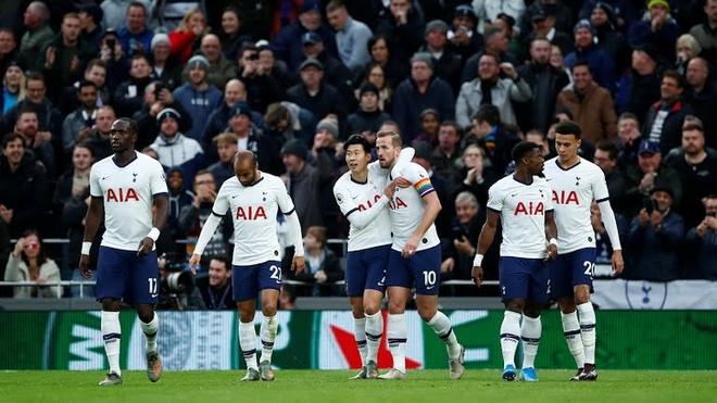 Thang Burnley 5-0, Spurs lan dau giu sach luoi thoi Mourinho hinh anh 1