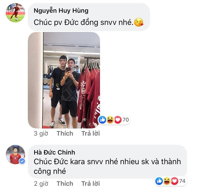 Hoang Duc cam on dong doi sau tiec sinh nhat hinh anh 2 huy_hung.jpg