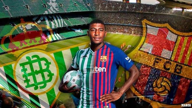 Emerson (năm 2019, 12 triệu euro): Emerson được Barca chiêu mộ vào mùa đông năm 2019. Anh thi đấu cho Betis dưới dạng cho mượn đến hết mùa giài 2018/19. Tuy nhiên, từ đầu mùa giải năm nay, cầu thủ người Brazil vẫn chưa có cơ hội ra sân thi đấu cho Barca.