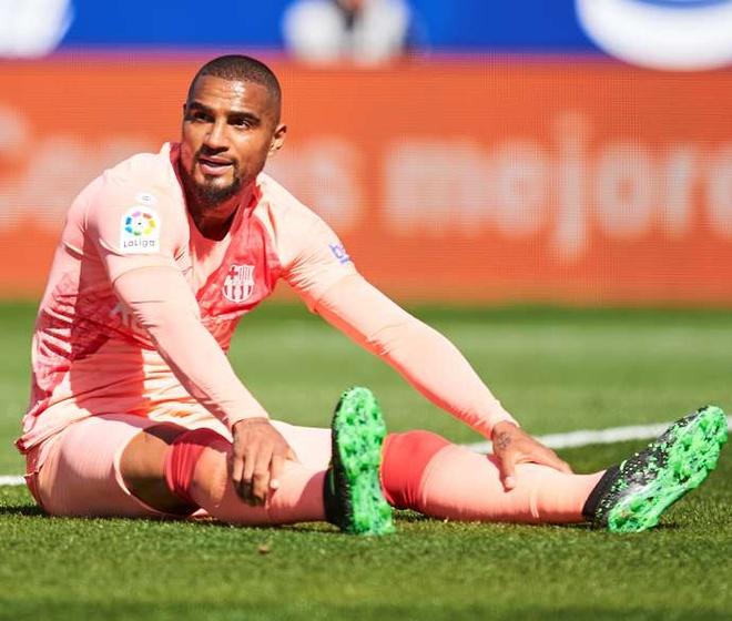 Kevin-Prince Boateng (năm 2019, cho mượn): Anh xuất hiện 4 lần trong màu áo Barcelona. Rõ ràng, Kevin-Prince Boateng là một trong những thương vụ thất bại nhất của cựu HLV Ernesto Valverde.
