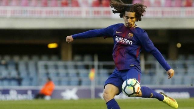 Marc Cucurella (năm 2019, 4 triệu euro): Sao mai 21 tuổi có một lần xỏ giày ra sân trong màu áo đội một Barcelona trước khi chuyển sang khoác áo Getafe dưới dạng cho mượn.