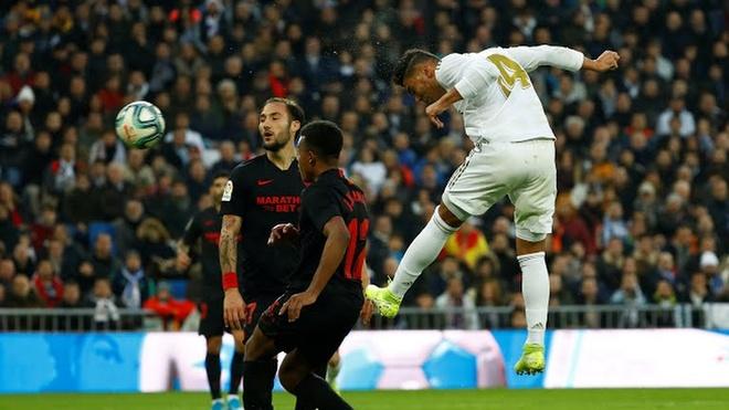 Real chiem ngoi dau La Liga sau khi thang Sevilla hinh anh 9 realsevilla1.jpg