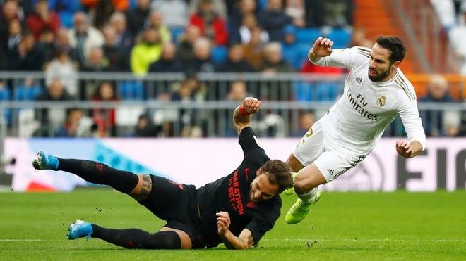 Real chiem ngoi dau La Liga sau khi thang Sevilla hinh anh 6 rs3.jpg