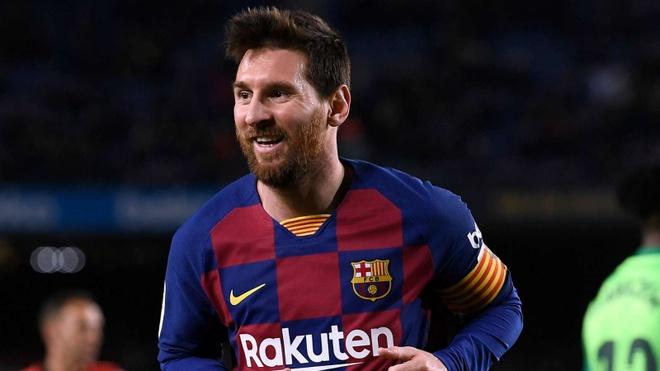 Messi tao ra ky luc moi trong mau ao Barca hinh anh 1 Messi500.jpg