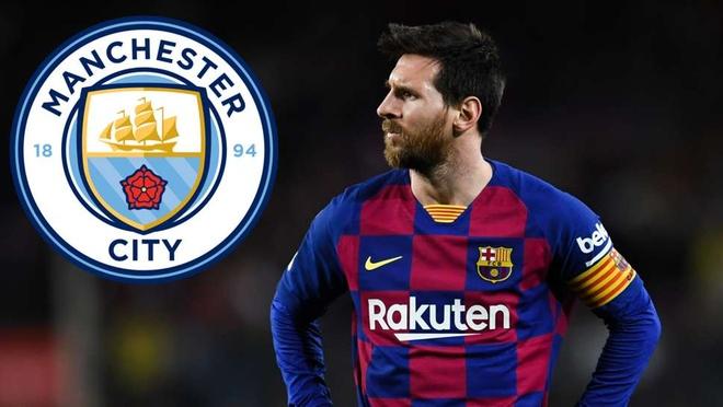 Man City len ke hoach chieu mo Lionel Messi anh 1