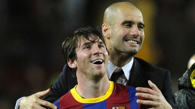Guardiola phu nhan tin don chieu mo Messi hinh anh 1 pep_hoi.jpg