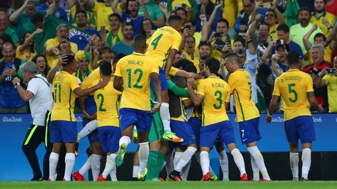 Brazil gianh ve du Olympic 2020 hinh anh 1 u23_brazil_1.jpg