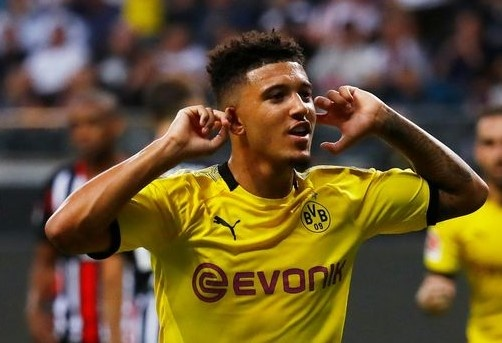 Liverpool nam loi the trong cuoc dua gianh Sancho anh 1