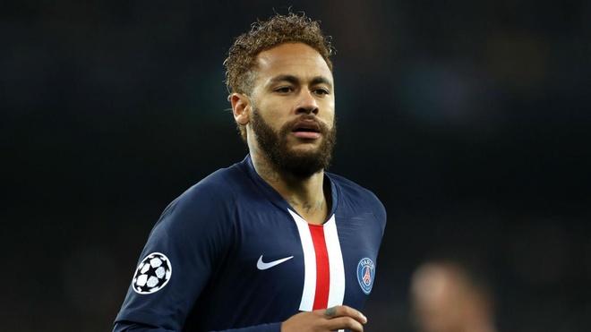 Neymar chi trich PSG anh 1