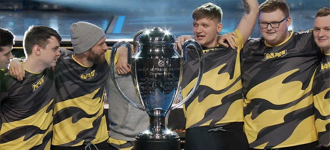 Natus Vincere vo dich IEM Katowice 2020 anh 2