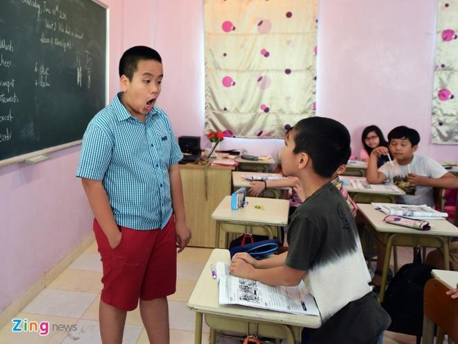 'Than dong' Do Nhat Nam mo lop day tieng Anh mien phi hinh anh 6