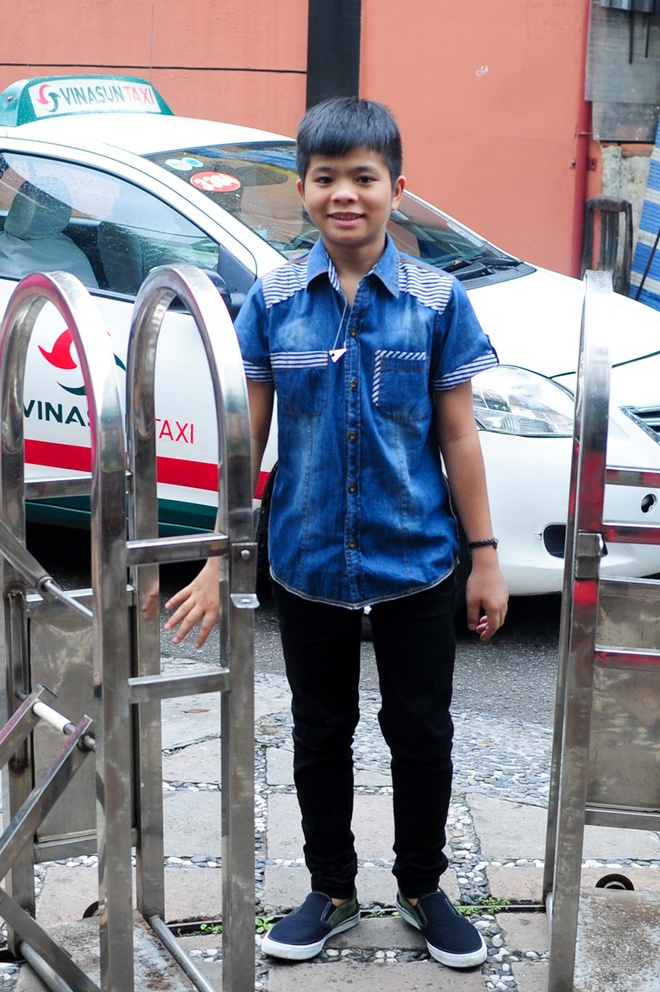 He lo hop dong ca si doc quyen cua Quang Anh The Voice Kids hinh anh 5