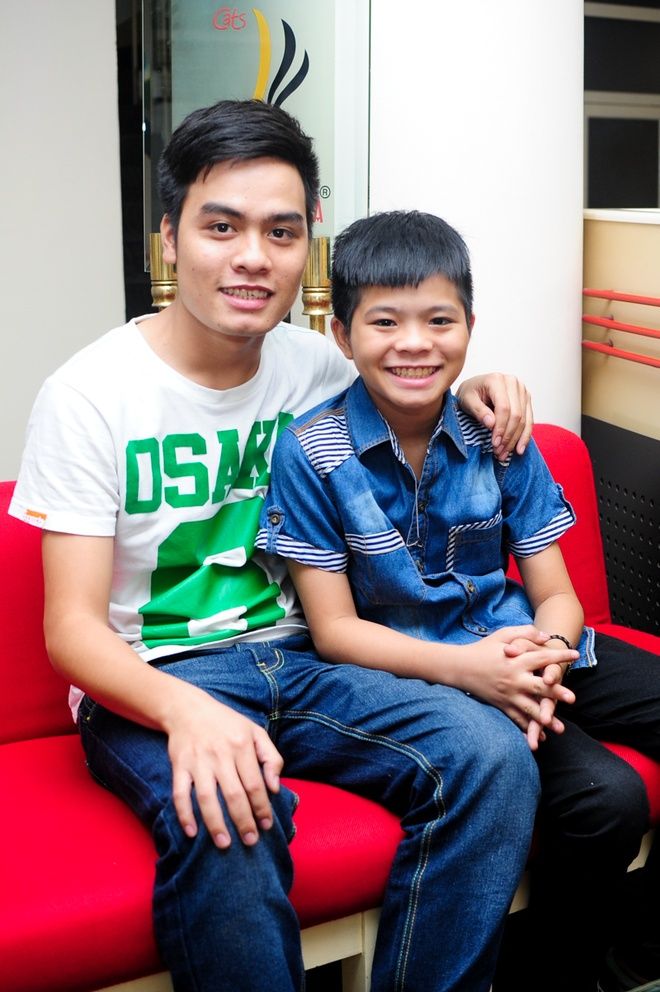 He lo hop dong ca si doc quyen cua Quang Anh The Voice Kids hinh anh 6
