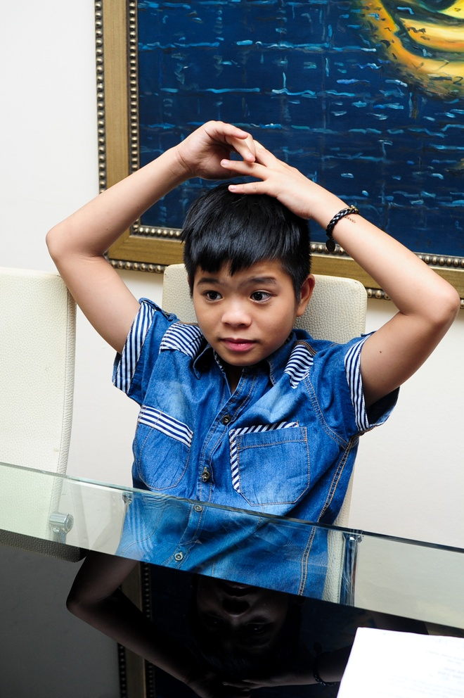 He lo hop dong ca si doc quyen cua Quang Anh The Voice Kids hinh anh 8