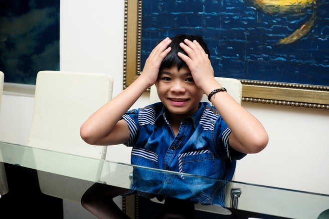 He lo hop dong ca si doc quyen cua Quang Anh The Voice Kids hinh anh 9