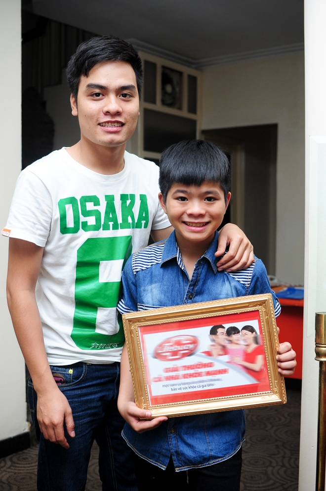 He lo hop dong ca si doc quyen cua Quang Anh The Voice Kids hinh anh 4