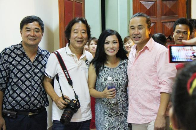 Khan gia 'vay' Phuong Thanh hoi chuyen Siu Black hinh anh 2