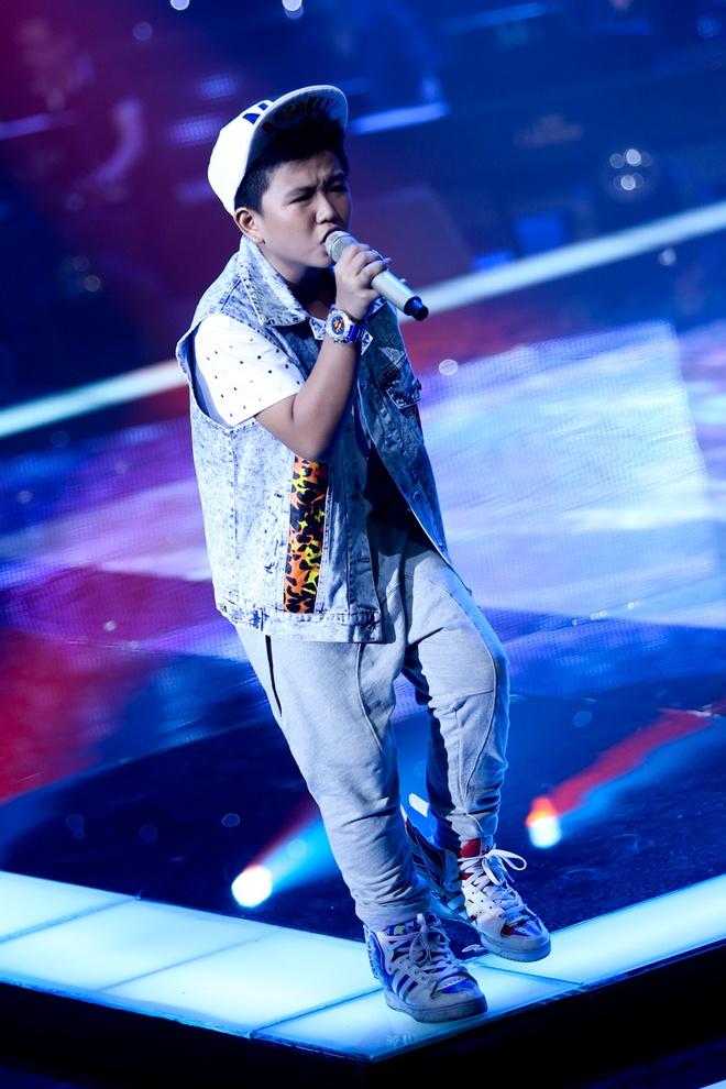 Giot nuoc mat buon vui cua hot boy, hot girl The Voice Kids hinh anh 11