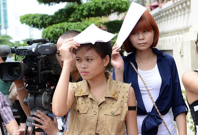 Thi sinh mien Bac 'tam nang' cho casting Next Top Model hinh anh