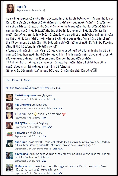 Tran Thanh 'mo xe' 3 nhoc hot nhat The Voice Kids hinh anh 3