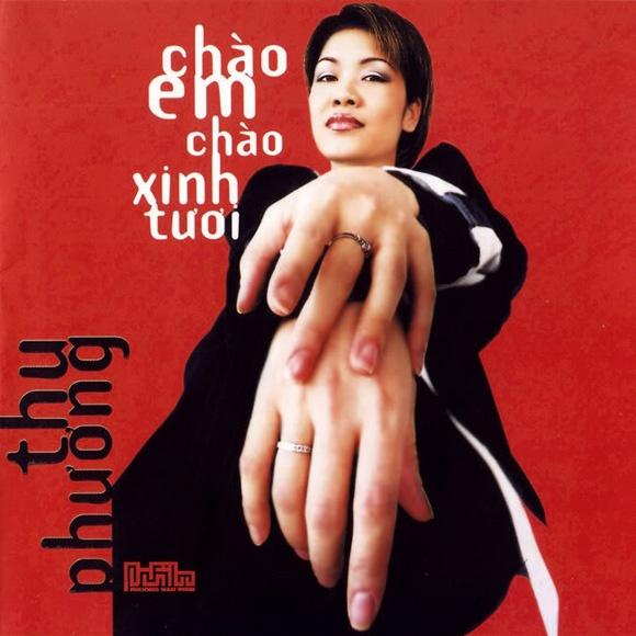 Anh Thu Phuong xinh dep tu thuo doi muoi hinh anh 14
