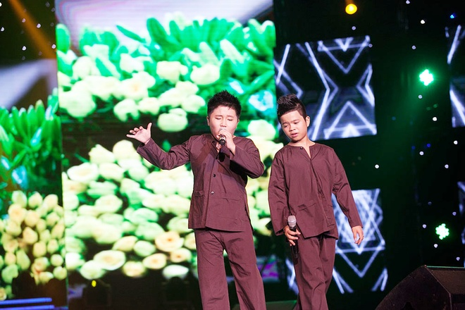 'Quang Anh The Voice Kids rat thich khoe chieu cao' hinh anh 2