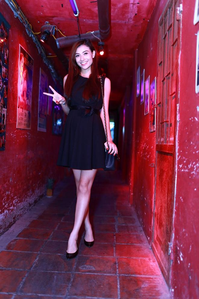 Hong Que cung Khac Viet tham gia dem nhac ung ho mien Trung hinh anh 9