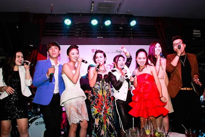 Van Mai Huong do giong cung hot girl The Voice hinh anh 14