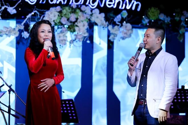 Le Quyen nung niu ben Ha Ho - Duong Trieu Vu hinh anh 6