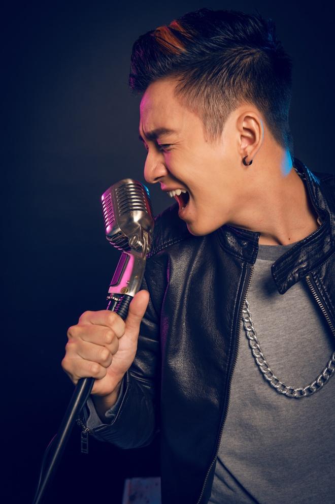 Ngo Kien Huy he lo chuyen ban gai khong tham gia show rieng hinh anh 2