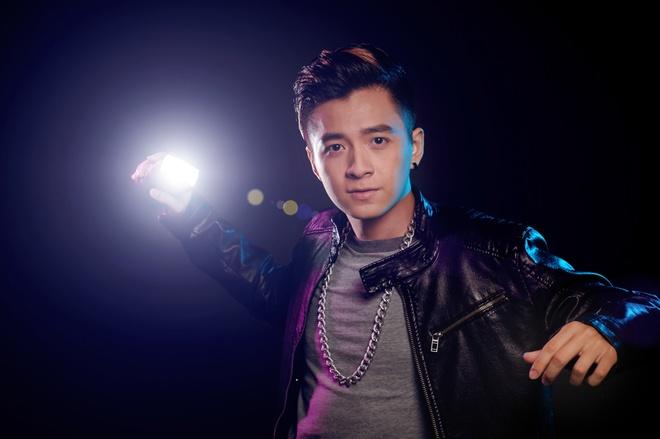 Ngo Kien Huy he lo chuyen ban gai khong tham gia show rieng hinh anh 1