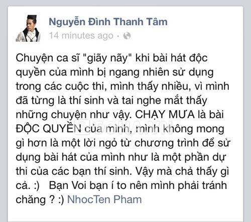 Nhung lum xum 'xai chua' cua The Voice Viet hinh anh 4
