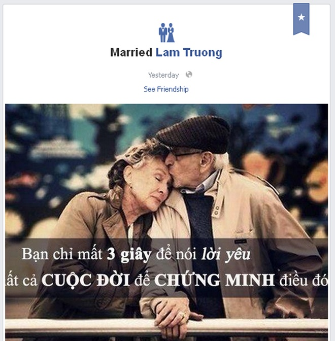 Nghi an Lam Truong da ket hon hinh anh 1