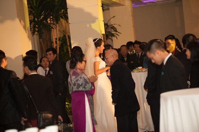 Ngo Phuong Lan cung chong Tay rot ruou mung dam cuoi hinh anh 11