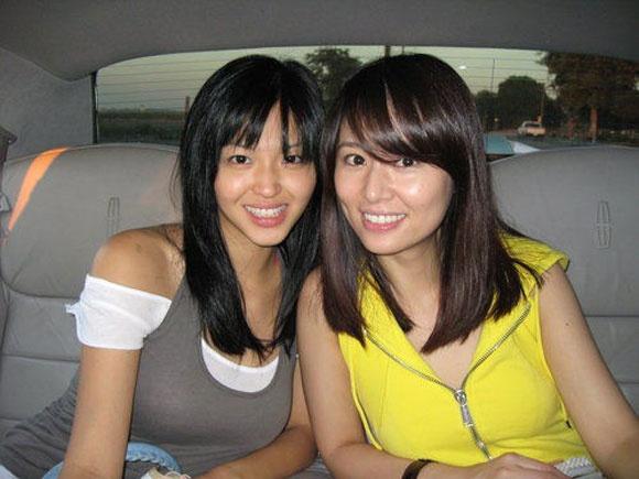 Nhan sac xinh dep cua em gai Lam Tam Nhu hinh anh 1