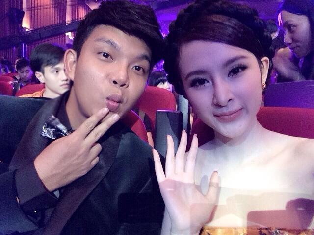 Sao Viet hao hung khoe anh o Zing Music Awards hinh anh 8