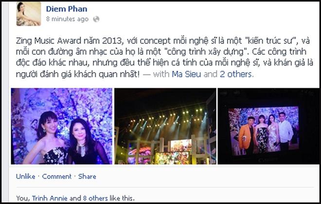 Sao Viet hao hung khoe anh o Zing Music Awards hinh anh 12