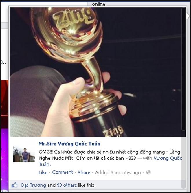 Sao Viet hao hung khoe anh o Zing Music Awards hinh anh 15