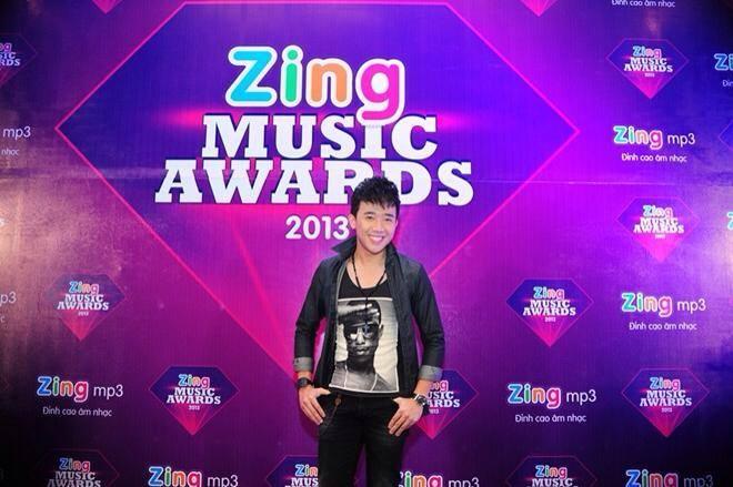 Sao Viet hao hung khoe anh o Zing Music Awards hinh anh 2
